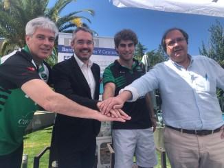 Guillermo Corrales renueva por quinta temporada con el Cáceres
