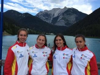 Gran Éxito de las Mujeres Extremeñas en el Campeonato de Europa de Sprint Olímpico para Junior y Sub23