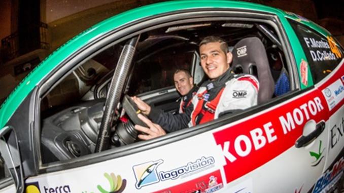Paco Montes y David Collado con fuerzas para ganar la Copa Kobe Motor del Nacional de Tierra