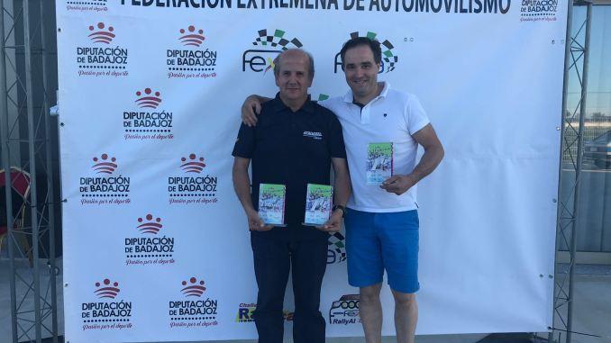 Reales y Barriga se adjudican el VI Critérium Volantia Racing Club