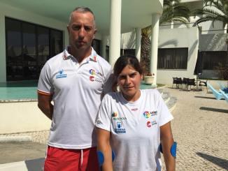 Extremeños en el Campeonato del Mundo de Sprint Olímpico en Montemor o Velho