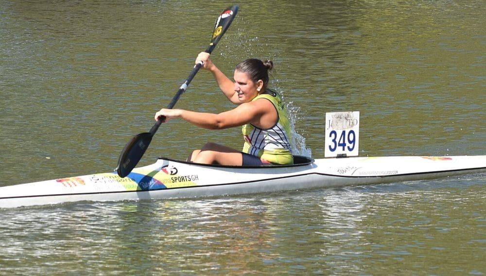 elena-ayuso La piragüista herrereña, ante un nuevo test este sábado 1 de septiembre