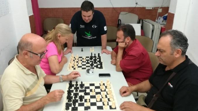 Programa de Ajedrez sin Barreras organizado por el Club Ajedrez Ajoblanco Extremadura