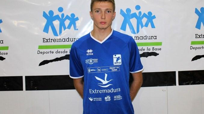 El Extremadura CPH de Voleibol contrata al Búlgaro Martín Dimitrov