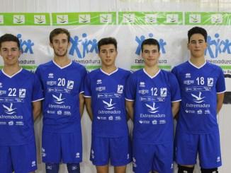 El Extremadura Cáceres PH se lleva su Trofeo ante Pinto por 3-2