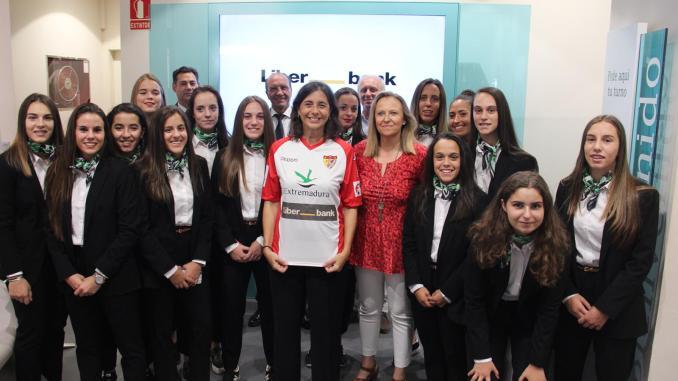 Presentacion Liberbank Santa Teresa Badajoz