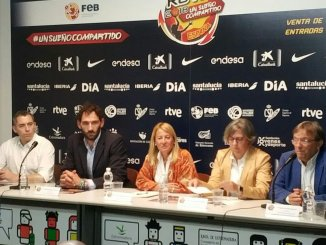 Presentación oficial del Torneo Internacional de Cáceres