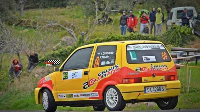 El piloto cacereño Víctor Colorado Sierra ficha por el Q Racing Extremadura