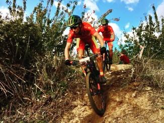 Pedro Romero y Manu Cordero acaban en segunda posición tras la etapa prólogo de la Picota Bike