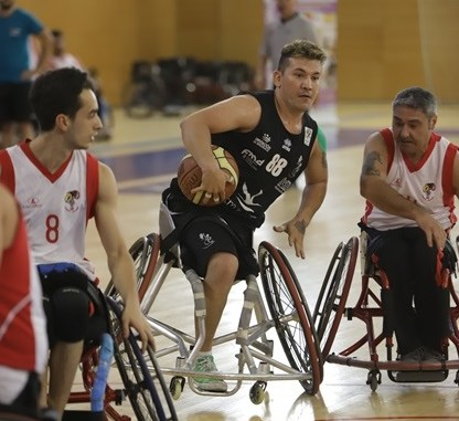 El MIDEBA EXTREMADURA se lleva el Torneo Internacional de Lisboa