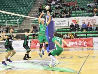 Rodrigo González en el septeto ideal de la RFEVB