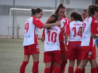Vendaval de goles para el Liberbank Santa Teresa Badajoz
