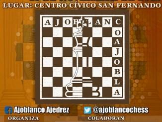 II Edición del Torneo Ajedrez Sin Barreras en la AAVV Santa Isabel de Badajoz