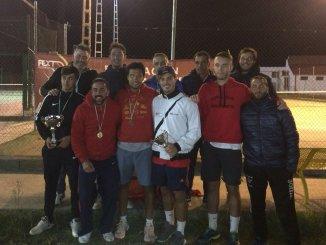 El Club de Tenis Navalmoral, Campeón de Extremadura Absoluto por Equipos
