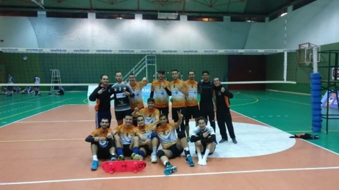 Gran victoria del Extremadura ApartHotel MM Badajoz masculino en Coruña (0-3)
