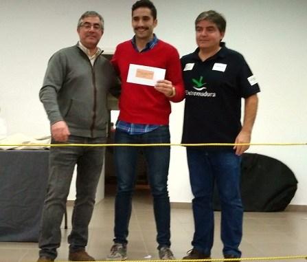 II Edición del Torneo Ajedrez sin Barreras Ajoblanco disputado en AAVV Santa Isabel