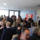 El Liberbank Santa Teresa Badajoz pone en valor su potencial ante más de un centenar de personas