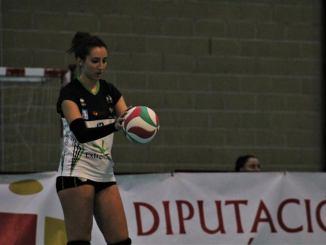 La arroyana Isa Espino, segunda mejor opuesta de SF2 de 42 jugadoras analizadas