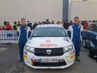 Montes y Collado cuartos en el Rally Comunidad de Madrid-RACE por una penalización