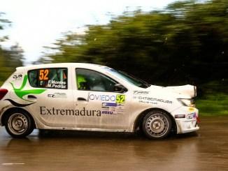 Montes y Collado confirman su participación en el Rally Comunidad de Madrid-RACE