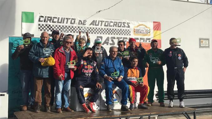 Espectacular Autocross Ciudad Jerez de los Caballeros marcado por las cambiantes condiciones meteorológicas
