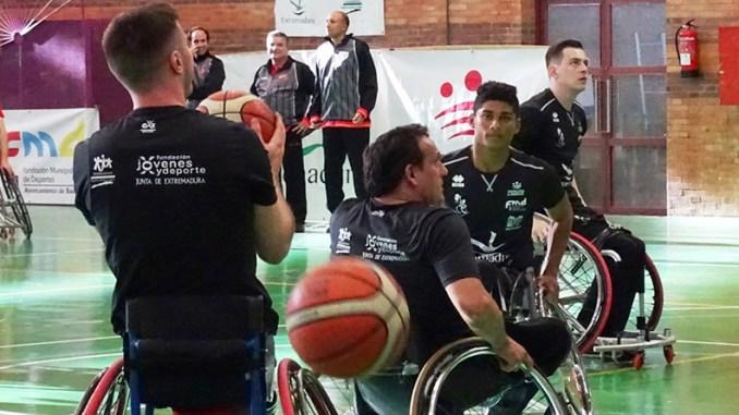 El Mideba Extremadura se enfrenta al colíder de la calificación, buscando la primera plaza