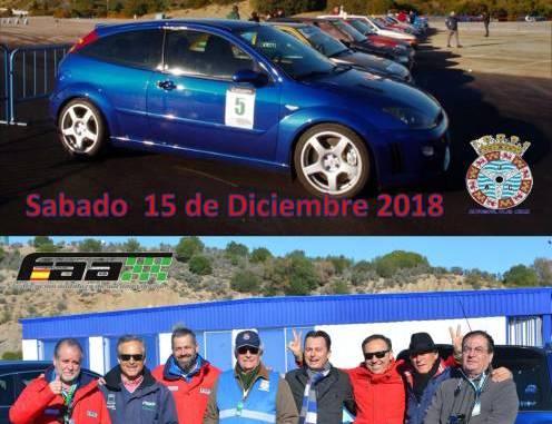 Extremeños en el Slalom Circuito de Jerez