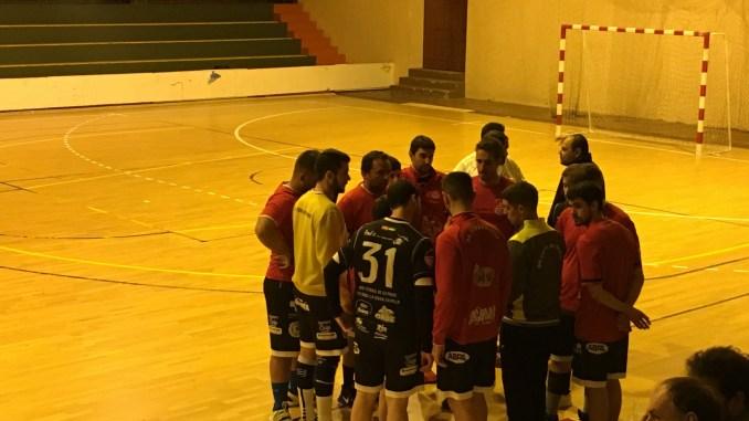 Derrota del Club Balonmano Tierra de Barros en casa ante el Unión Balonmano Pacense