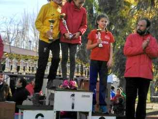 Resultados de la III Jornada de Liga de Campo a Través celebrado en Almendralejo
