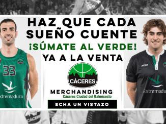 El Cáceres pone a la venta las camisetas oficiales 18/19