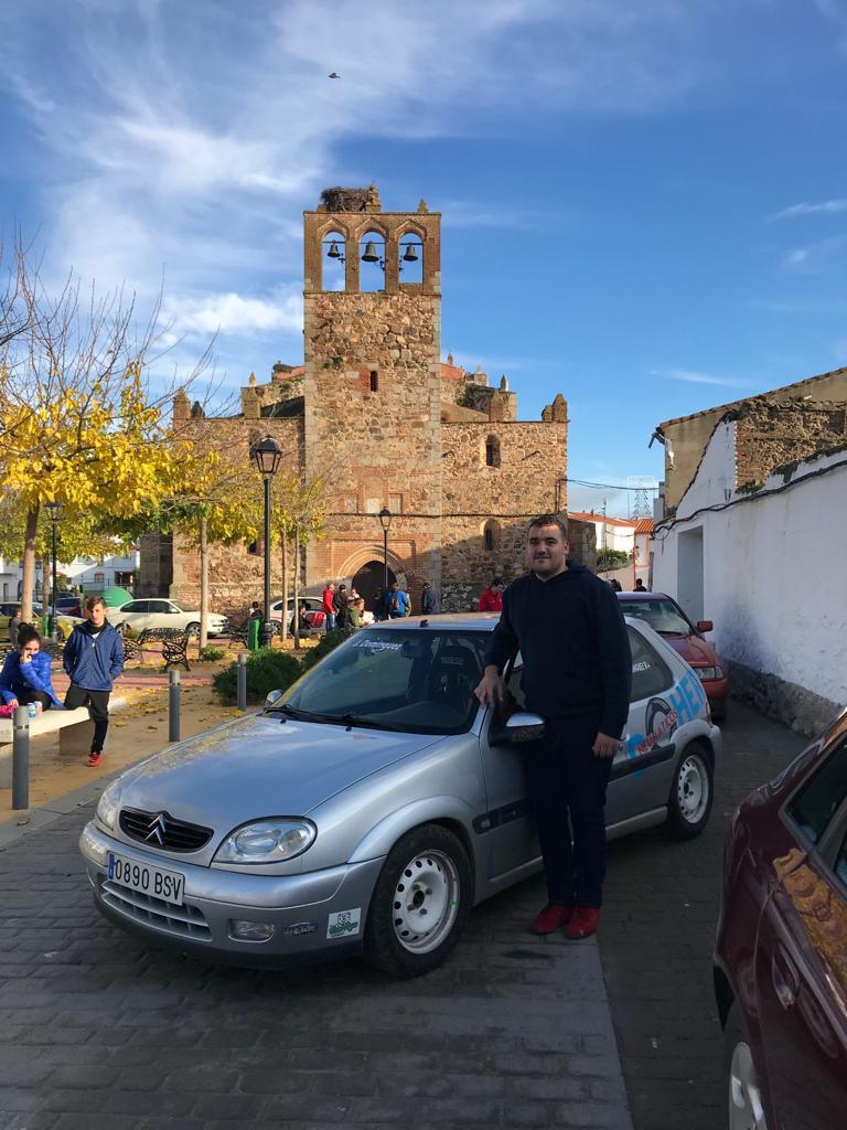 Cristian Carrasco se alza con el triunfo en La Morera