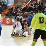 Segunda jornada de competición de los Campeonatos de España Juvenil y Cadete Fútbol Sala