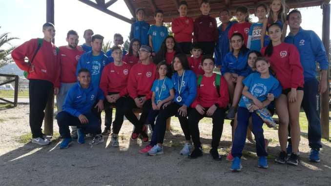 XXXV Trofeo Diputación de Cáceres de Campo a Través