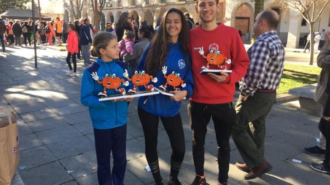 El Club Atletismo Don Benito finalizo el año organizando la XIX San Silvestre Dombenitense