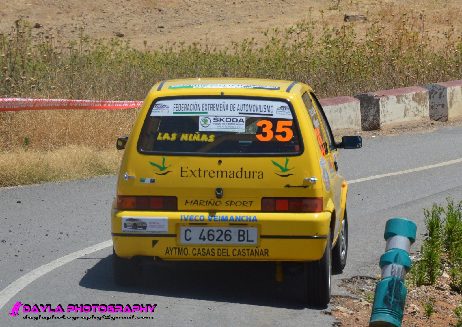 Osa y Márquez campeonas del Trofeo Féminas del regional de Asfalto