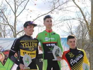 Miguel Benavides logra la primera victoria del año para Extremadura-Ecopilas
