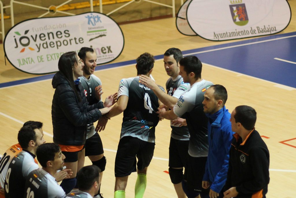 Gran victoria de un gran Extremadura Aparthotel MM Badajoz ante Calasancias