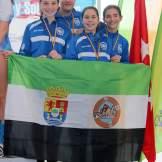 El Club Salvamento Don Benito se proclama Subcampeones de España por Equipos en la Categoría Cadete Masculino (3)