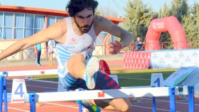 Los atletas sub 23 del CAPEX, abren las competiciones nacionales de pista cubierta en Salamanca