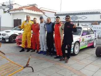 Santiago Barragán y Alfredo Chávarri vencedores de la XIII Subida a Feria