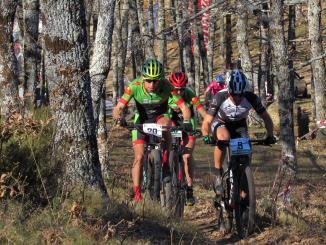 Manu Cordero gana en el Mirador del Cerro de la Cruz de Tornavacas