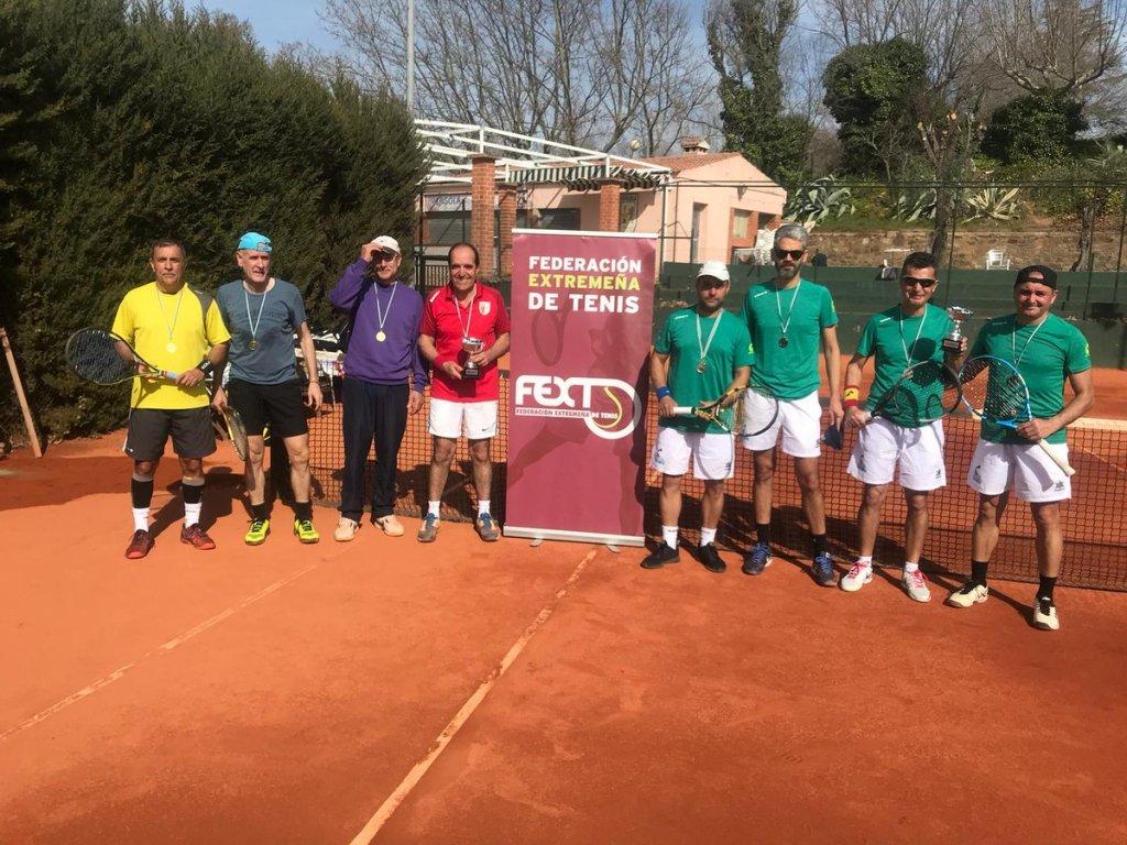 Resultados de la I liga por equipos 2018 disputada en las sedes de Cáceres y Talavera la Real
