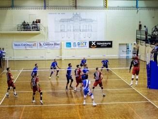 El Cisneros recibe este sábado al Badajoz, tercer clasificado de la Superliga Masculina 2 de voleibol
