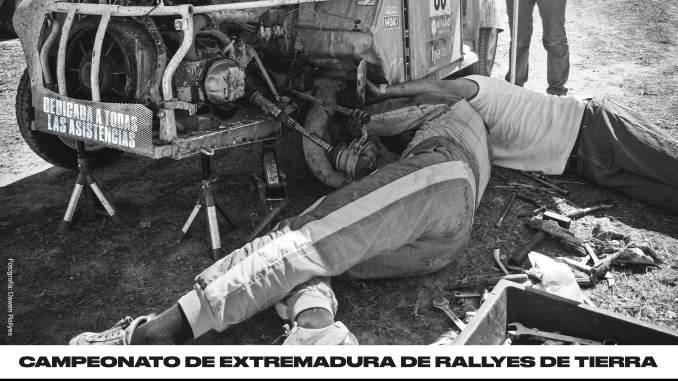 El Dehesa Suroeste abrirá el Campeonato de Extremadura de Rallyes de Tierra 2019