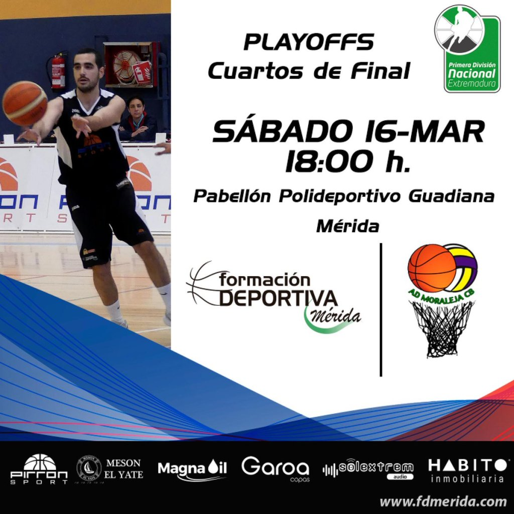 Arrancan los Playoffs. Cuatro eliminatorias para configurar la Final Four por el título