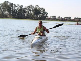 Elena Ayuso vuelve este sábado a aguas regionales