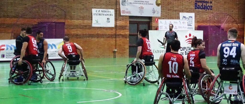 El Mideba Extremadura se enfrenta al colista. La plantilla quiere centrase en seguir liderando la liga