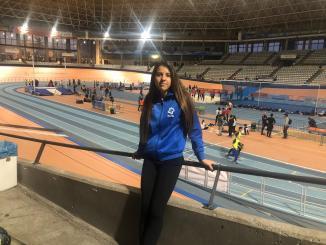 María Hurtado séptima en las semifinales de los 1.5000ML en Valencia
