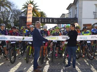 La pareja lusa Henriques-Silva gana la etapa reina de Algarve Bike Challenge