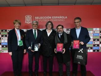 Extremadura se vuelca con la Selección Absoluta Femenina
